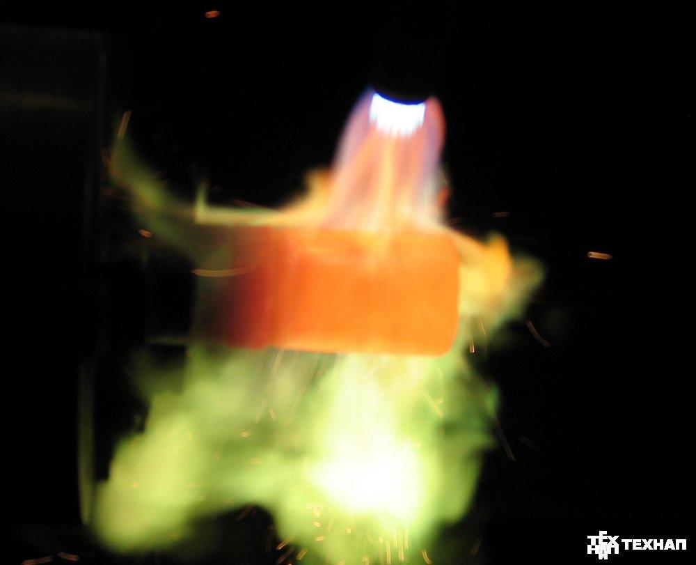 Газопламенное напыление с оплавлением горелкой ГН-5П